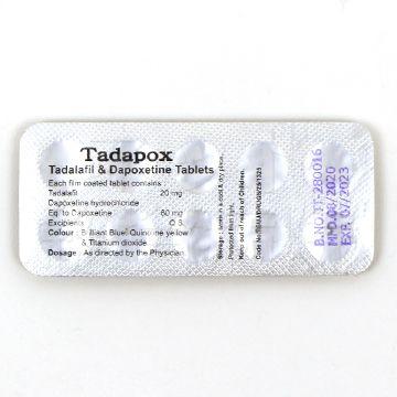 副作用 タダポックス